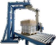 Автоматический паллетообмотчик GL 1400: купить в Москве