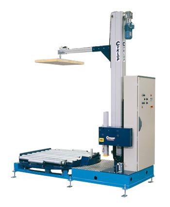 Автоматический паллетообмотчик GL 1000